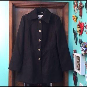 Jessica Simpson Charcoal Coat